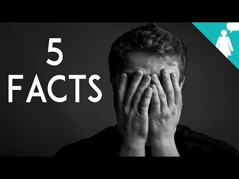 5 Sobering Facts about Male Rape