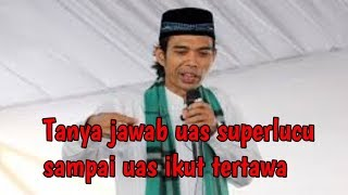 Video Tanya jawab superlucu sampai ust somad tertawa MP3, 3GP, MP4, WEBM, AVI, FLV Mei 2019