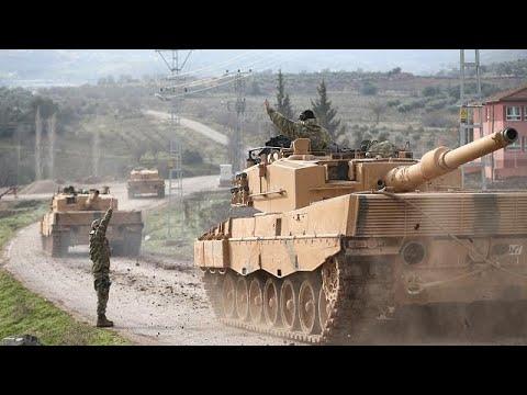 Une offensive turque controversée