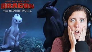 Video Silver Reacts: How To Train Your Dragon: The Hidden World - Trailer #1! MP3, 3GP, MP4, WEBM, AVI, FLV Juni 2018