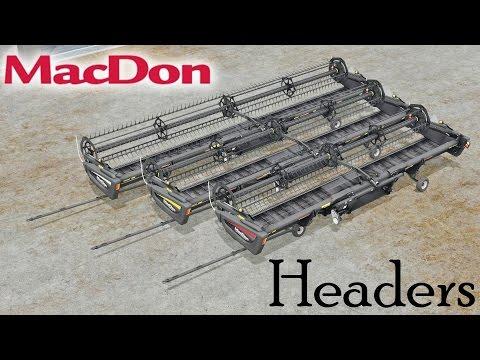 MacDon FD75 v1