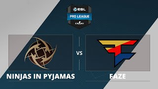 FaZe vs NiP, game 1