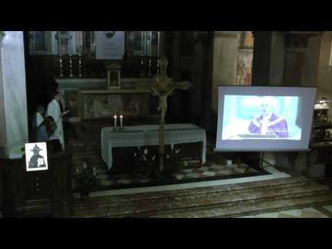 Veglia di Preghiera in preparazione al Pellegrinaggio Giubilare