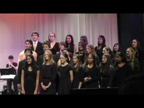 Trinity Upper School Chorus  - All You Need Is Love