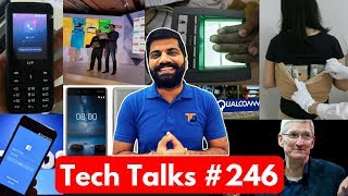 Wondershare Video Convertor Ultimate: https://goo.gl/fSw8KHNew Channel: https://goo.gl/Jz6p5KNamaskaar Dosto, Tech Talks ke is Episode mein maine aapse kuch interesting Tech News Share ki hai jaise Xiaomi MiTv 4A, mAadhaar, iPhone Smggling, Nokia 8 Silver aur bahut kuch. Mujhe umeed hai ki yeh video aapko pasand aayega.Share, Support, Subscribe!!!Subscribe: http://bit.ly/1Wfsvt4Android App: https://technicalguruji.in/appYoutube: http://www.youtube.com/c/TechnicalGuruji Twitter:  http://www.twitter.com/technicalgurujiFacebook: http://www.facebook.com/technicalgurujiFacebook Myself: https://goo.gl/zUfbUUInstagram: http://instagram.com/technicalgurujiGoogle Plus: https://plus.google.com/+TechnicalGurujiWebsite: https://technicalguruji.in/Merchandise: http://shop.technicalguruji.in/About : Technical Guruji is a YouTube Channel, where you will find technological videos in Hindi, New Video is Posted Everyday :)