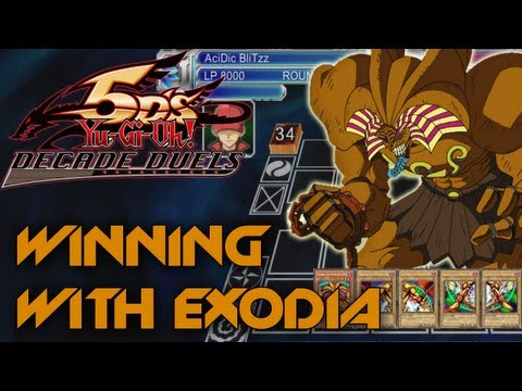 yu-gi-oh 5d's decade duels xbox 360