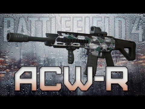acw r - You asked for it, and we delivered. Here's our first of many Battlefield 4 Weapon Reviews! PLEASE Like and Share the video to show your support! Follow us on...