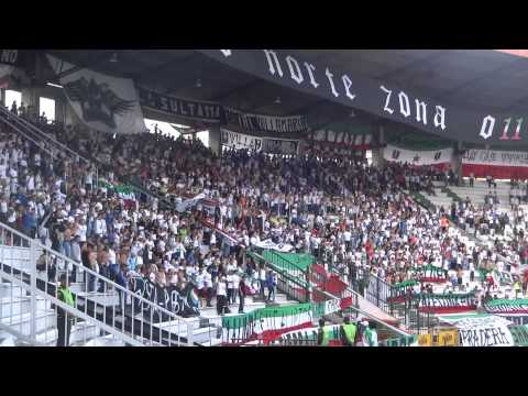 ONCE CALDAS 1 VS 0 SANTA FE -HOLOCAUSTO NORTE 30 AGOSTO 2015 - Holocausto Norte - Once Caldas