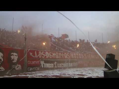 Caracas FC vs Universidad Católica de Chile - Los Demonios Rojos - Caracas