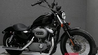7. 2009 HARLEY DAVIDSON XL1200N SPORTSTER 1200 NIGHTSTER  - National Powersports Distributors