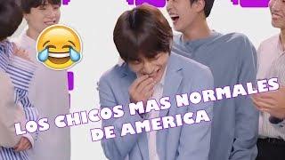 Video BTS EN AMERICA (CRACK) + MOMENTOS DIVERTIDOS INNOLVIDABLES MP3, 3GP, MP4, WEBM, AVI, FLV September 2019