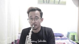 Virgoun - Surat Cinta Untuk Starla (Saxophone cover by : Christian Ama) Video