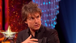 Video Tom Cruise Held His Breath For 6 and a Half Minutes - The Graham Norton Show MP3, 3GP, MP4, WEBM, AVI, FLV Maret 2019