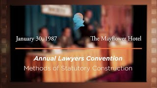 Click to play: Methods of Statutory Construction [Archive Collection]