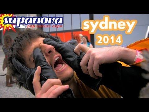 Supanova Sydney 2014 Cosplay Highlights Part 2