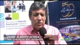 JAIME ALBERTO OCHOA DIR. COMERCIAL NAL. ASOPAGOS - COMFACAUCA 2017.
