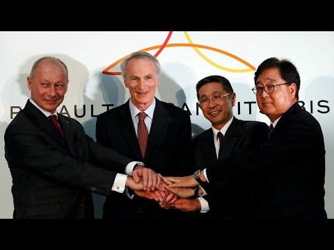 Νέα σελίδα για Nissan – Renault – Mitsubishi