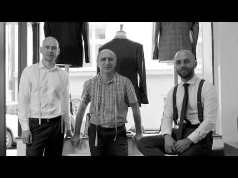 ŠKODA Superb predstavuje: Maximilian Mucska Tailors