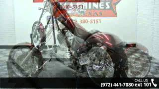 9. 2006 American IronHorse Texas Chopper  - Dream Machines o...