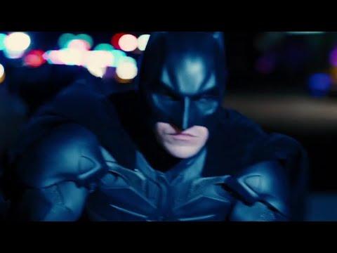 Batman appears after 8 years - The Dark Knight Rises (2012) | Hindi