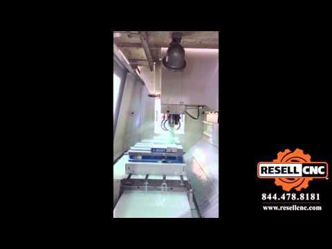 CNC Vertical Machining Center DAEWOO DMV 3016 2004