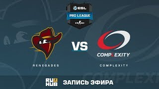 Renegades vs compLexity - ESL Pro League S6 NA - de_mirage [ceh9, MintGod]