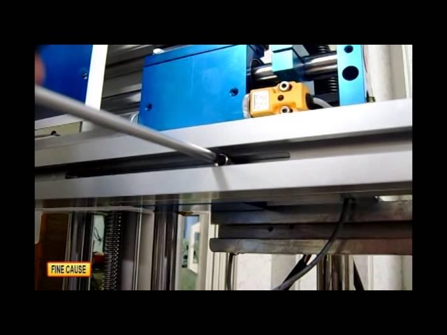 FA-网印机系列 - 平面网印机更换曲面网印机教学