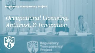 Click to play: Occupational Licensing, Antitrust, and Innovation