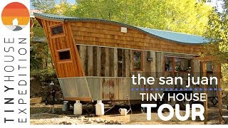 Video Creative Couple Builds an Amazing Tiny House with Reclaimed Materials MP3, 3GP, MP4, WEBM, AVI, FLV Juli 2019