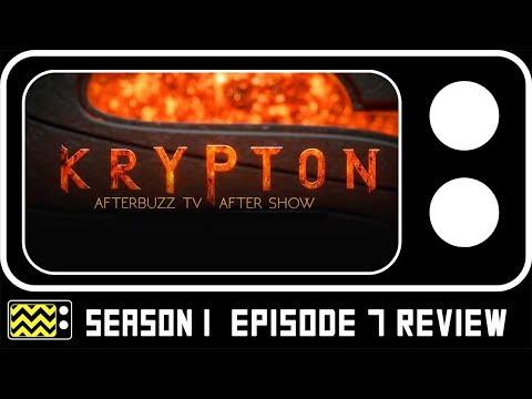 Krypton Season 1 Episode 7 Review & Reaction   AfterBuzz TV