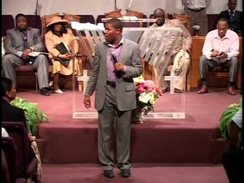 Prophet Carn Prophetic Revival Aug 16, 2012