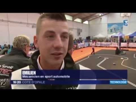 REPORTAGE FRANCE3 - 24H 2014