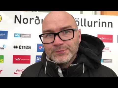 Gulli Jóns: FH-ingar öskruðu á hann að hann ætti að róa sig og haga sér
