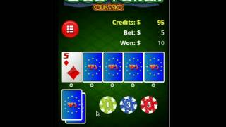 Video Poker Classic Android Game For Sale