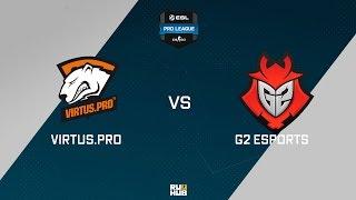 G2 vs VP, game 1