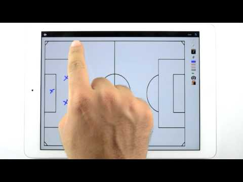 Video of Soccer Board Tactics Free