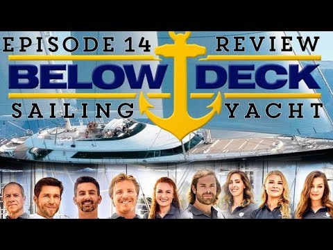 BELOW DECK SAILING YACHT: IONIAN SEA SEASON 1 Episode #14 REACTION | Lisa Marie