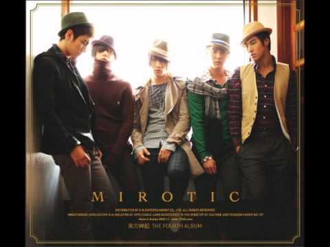 DBSK (TVXQ!) – Mirotic [FULL ALBUM]