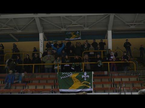 Finále vesnické hokejové ligy? Někdy přijde i přes tisíc fanoušků