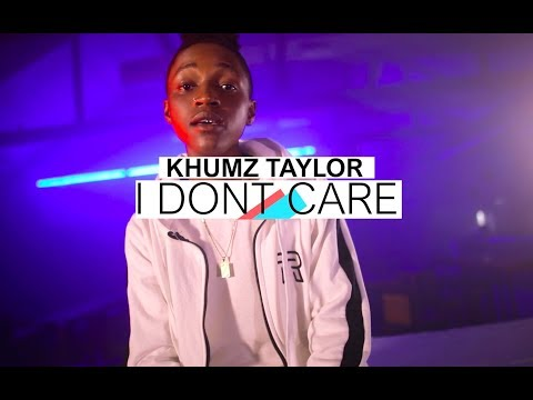 Khumz Taylor - I don't care (Official Music Video)