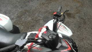 3. 2004 Polaris Predator 50cc