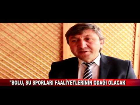 """""""BOLU SU SPORLARI FAALİYETLERİNİN ODAĞI OLACAK"""""""