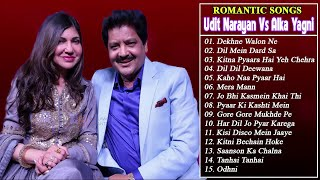 Download Lagu Super Hits Songs Udit Narayan Aika Yagni | Romantic Hits 90s Evergreen | Top Hindi  old Songs Mp3