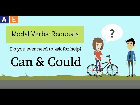 Modal Verbs: Making Requests