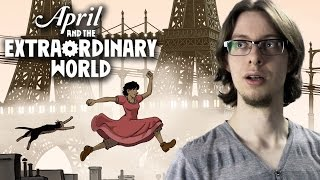 Nonton April And The Extraordinary World   Movie Review Film Subtitle Indonesia Streaming Movie Download