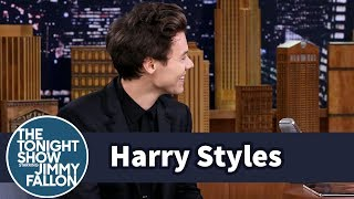 Harry Styles talks about making his film debut in Christopher Nolan's Dunkirk and what he learned about the realities of war.Subscribe NOW to The Tonight Show Starring Jimmy Fallon: http://bit.ly/1nwT1aNWatch The Tonight Show Starring Jimmy Fallon Weeknights 11:35/10:35cGet more Jimmy Fallon: Follow Jimmy: http://Twitter.com/JimmyFallonLike Jimmy: https://Facebook.com/JimmyFallonGet more The Tonight Show Starring Jimmy Fallon: Follow The Tonight Show: http://Twitter.com/FallonTonightLike The Tonight Show: https://Facebook.com/FallonTonightThe Tonight Show Tumblr: http://fallontonight.tumblr.com/Get more NBC: NBC YouTube: http://bit.ly/1dM1qBHLike NBC: http://Facebook.com/NBCFollow NBC: http://Twitter.com/NBCNBC Tumblr: http://nbctv.tumblr.com/NBC Google+: https://plus.google.com/+NBC/postsThe Tonight Show Starring Jimmy Fallon features hilarious highlights from the show including: comedy sketches, music parodies, celebrity interviews, ridiculous games, and, of course, Jimmy's Thank You Notes and hashtags! You'll also find behind the scenes videos and other great web exclusives.Harry Styles Gets Emotional Watching Dunkirkhttp://www.youtube.com/fallontonight