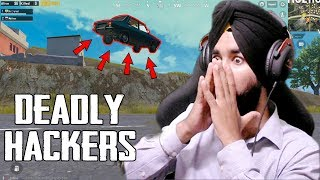 Video PUBG MOBILE : Most Deadliest Hackers Wiped Our Squad MP3, 3GP, MP4, WEBM, AVI, FLV Mei 2019