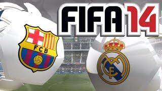 Video FIFA 14 - Gameplay - FC Barcelona vs. Real Madrid [FULL-HD] [Deutsch] [Xbox 360] MP3, 3GP, MP4, WEBM, AVI, FLV Desember 2017
