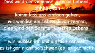 Sommer unseres Lebens-Sebastin Hämer Lyrics
