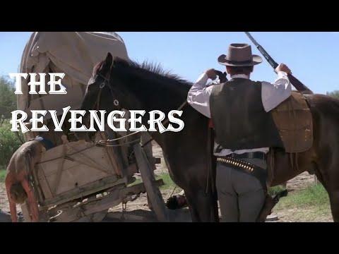 The Revengers  | Full Western Movie | 1972 | William Holden | Ernest Borgnine | Woody Strode
